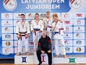 Latvia Open Junioriem